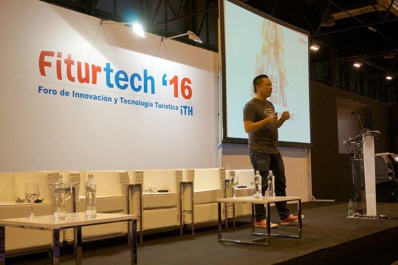 Joakim Everstin, Sabre. FiturTech 2016