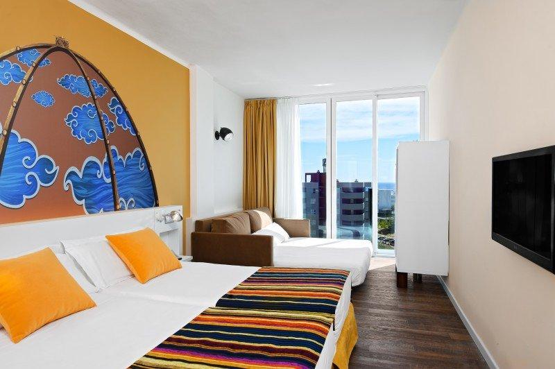 La asociación alaba la renovación de Magaluf, en Mallorca. Foto: Sol Katmandú Park Resort.