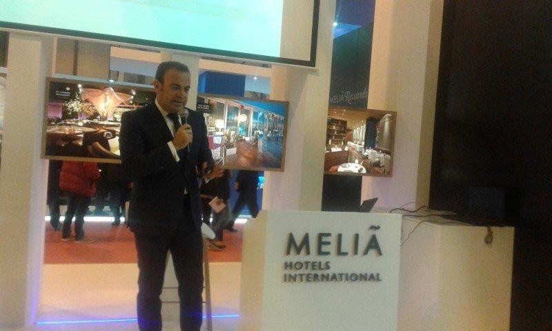 Meliá abrirá este año 25 hoteles