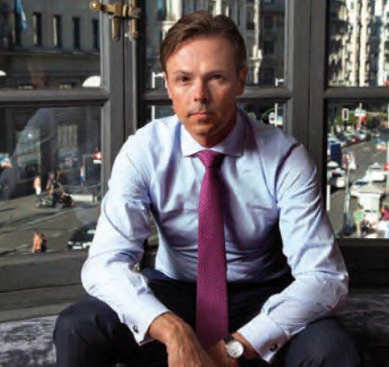 Martin Gruschka, CEO de Springwater.
