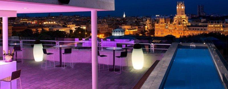Con la incorporación del Hotel Suecia, NH se consolida como la primera cadena urbana en España.