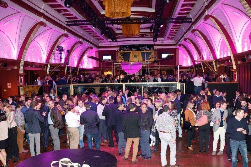 Hotelbeds reúne a 400 hoteleros en la primera jornada nocturna de Fitur 2016