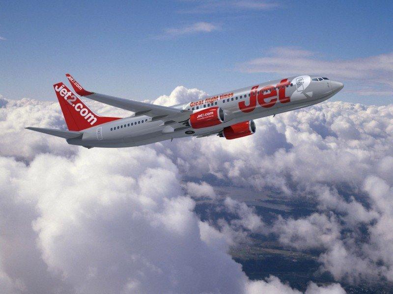 Jet2.com aumentará su oferta entre España y Reino Unido y debuta en otro aeropuerto español