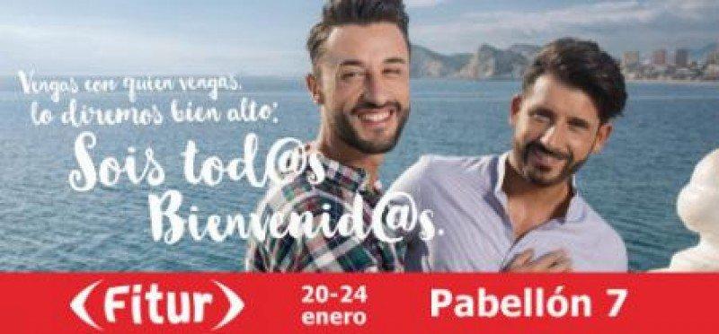 Promoción turística de la Comunidad Valenciana en Fitur 2016.