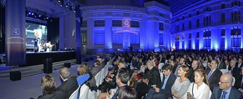 La gala tuvo lugar el pasado jueves en Madrid.