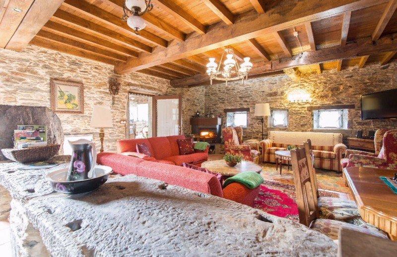 Casa Piñeiro, en A Coruña, ha sido una de las distinguidas por su carácter hogareño.