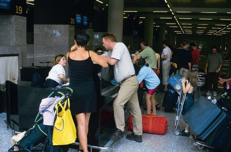 España comienza a implantar este mes el sistema para el registro de datos de pasajeros