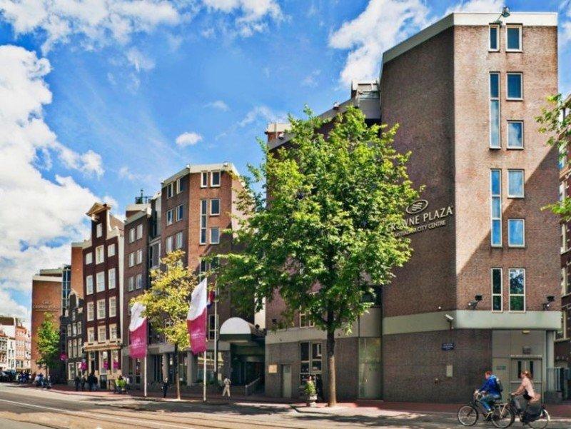 El Crowne Plaza Amsterdam City Centre se convertirá en el primer Kimpton fuera de América.