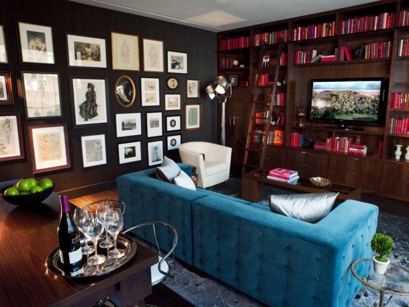Suite del hotel Eventi, en Nueva York.