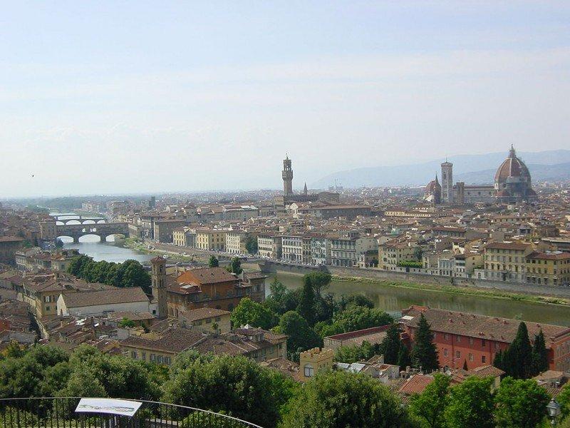 """Airbnb quiere """"hacer de Florencia un mejor lugar en el que vivir, trabajar y visitar; que quien se aloje en esta ciudad pueda disfrutar de una experiencia más auténtica y local'."""