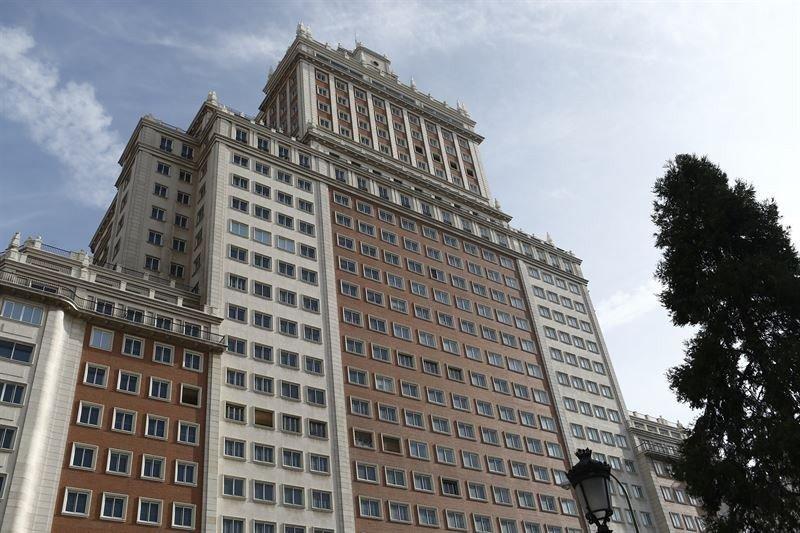 Wanda mantiene su proyecto de hotel de lujo para el Edificio España