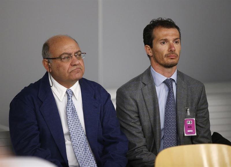 La Fiscalía rebaja a dos años su petición de cárcel para Díaz Ferrán