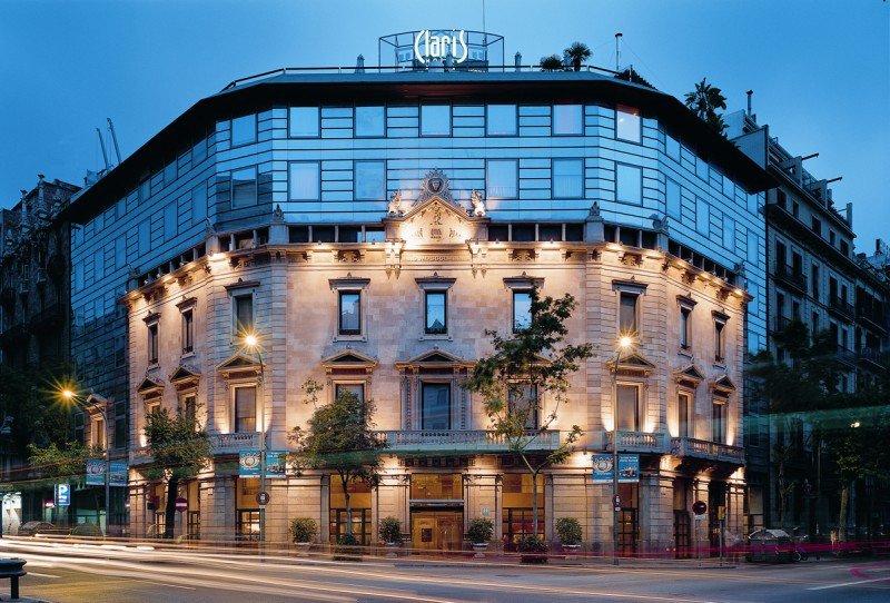 Hotel Claris.