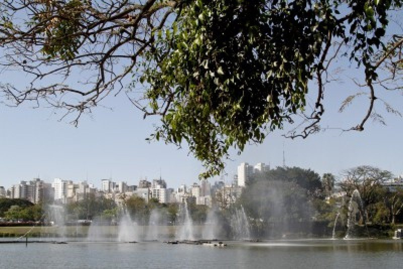 Parque Ibirapuera. Foto: José Cordeiro / SPTuris