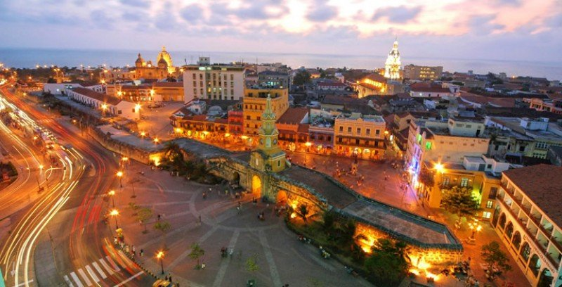 Colombia invirtió US$ 64,6 millones en infraestructura, promoción y capacitación.