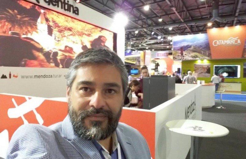 Argentino Christian Cancina presidente de SITE Sudamérica.