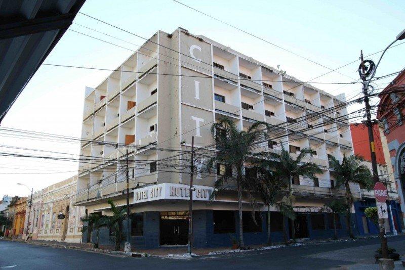 Grupo Sol del Paraguay compra hotel para abrir el Gran Crucero Asunción. (Foto: La Nación Paraguay/ WILFRIDO ORTEGA)