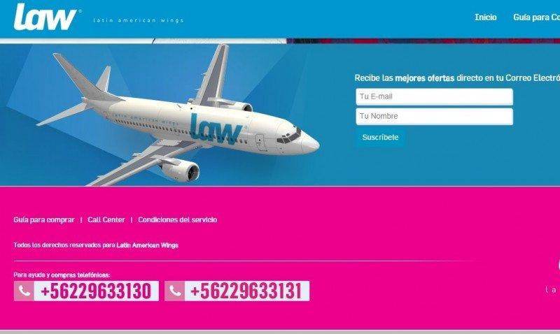 Nueva Latin American Wings proyecta volar a Asunción y de Montevideo a Porto Alegre