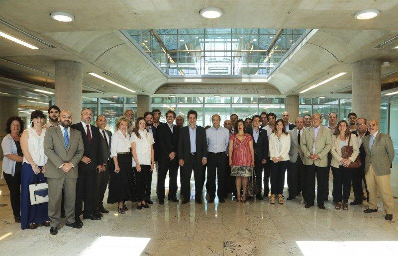 El Ente presentó su equipo ante actores de la industria turística.