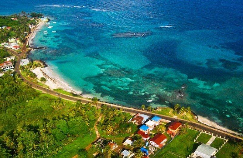 Islas del Maíz, paraíso caribeño de Nicaragua.