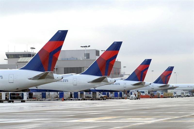En 2015 aumentó 5,1% la demanda de vuelos de Delta en Latinoamérica.