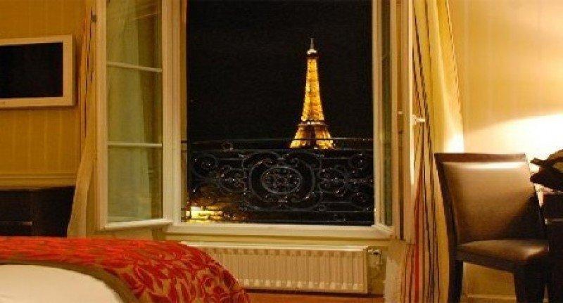 Hoteles de París perdieron 25% de huéspedes luego de atentados de noviembre