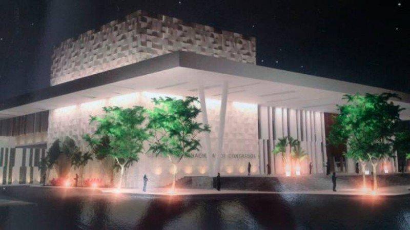 El Centro Internacional de Congresos de Yucatán demandará una inversión superior a los 11 millones de dólares.