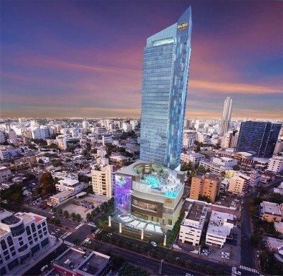Hard Rock construirá nuevo hotel en Santo Domingo.