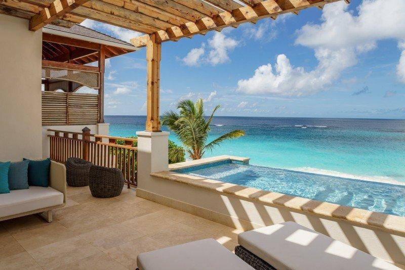 Zemi Beach House el nuevo resort que abrirá en febrero en Anguilla