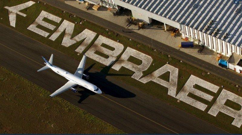 Embraer entregó 221 aviones en 2015, el mayor volumen en cinco años