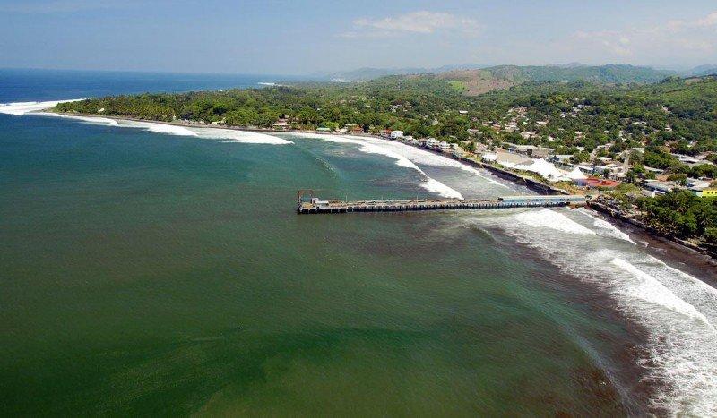 Puerto de la Libertad.
