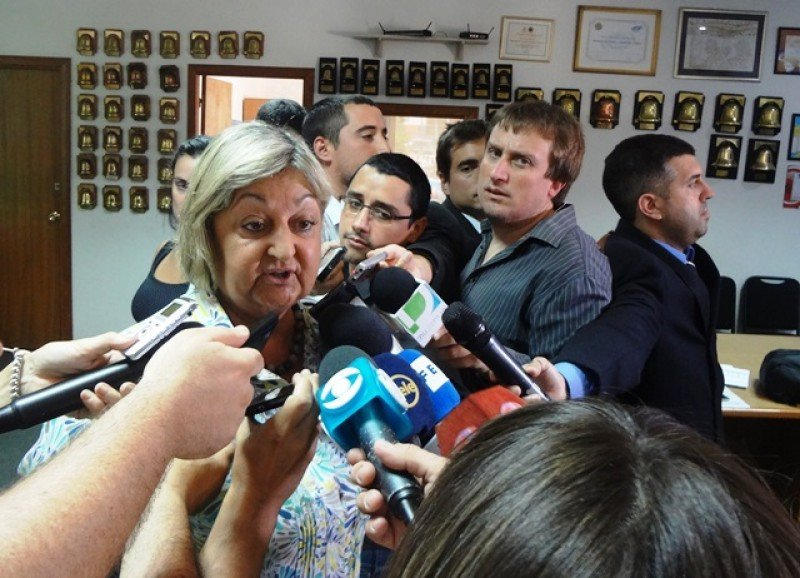 La ministra de Turismo Liliam Kechichian presentó las cifras de 2015