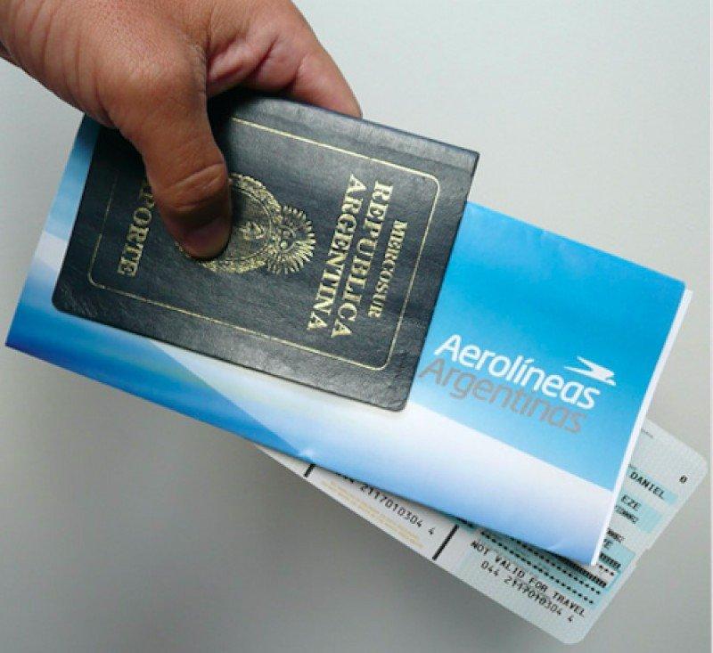 Las agencias de viajes emiten el 75% de los tickets vendidos por Aerolíneas Argentinas