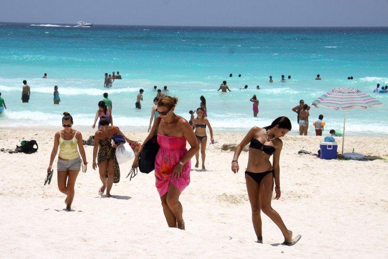 Cancún figura como el destino preferido de mexicanos, colombianos y argentinos.