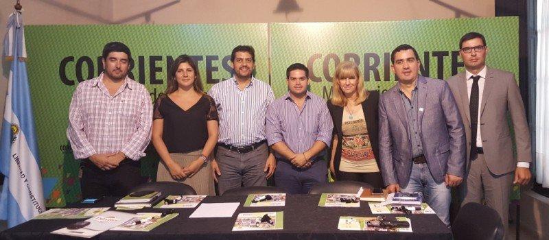 Chaco continuará presidiendo el Consejo Litoral Turístico.