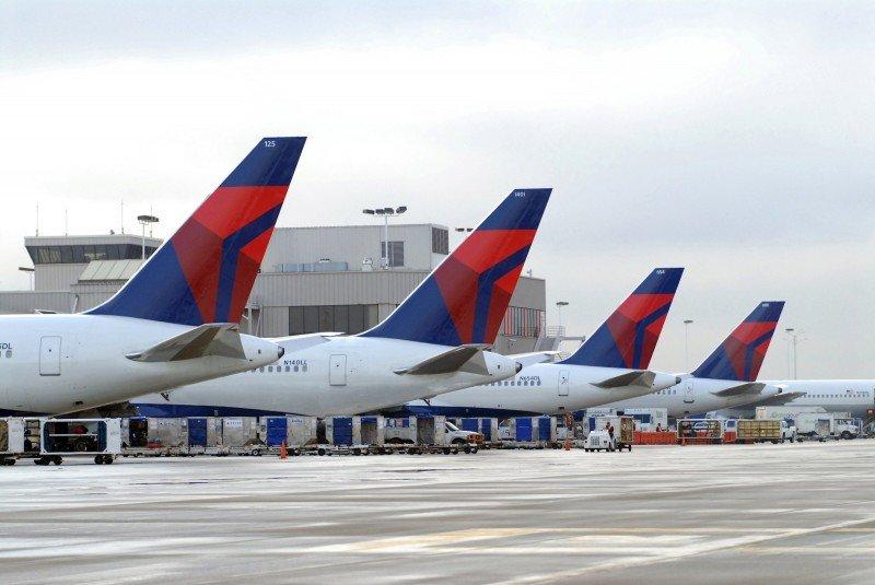Delta gana US$ 4.526 millones en 2015 logrando una cifra récord