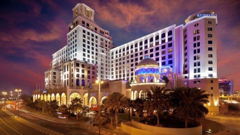 Kempinski Hotel Mall of the Emirates.