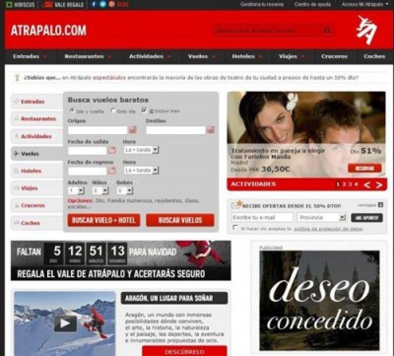 Las ventas de Atrápalo Argentina crecieron 700% en 2015