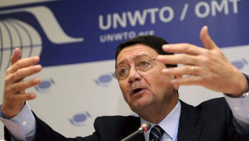 Taleb Rifai, secretario general de la OMT.