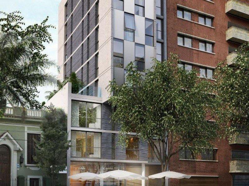 El nuevo hotel tiene 44 habitaciones.