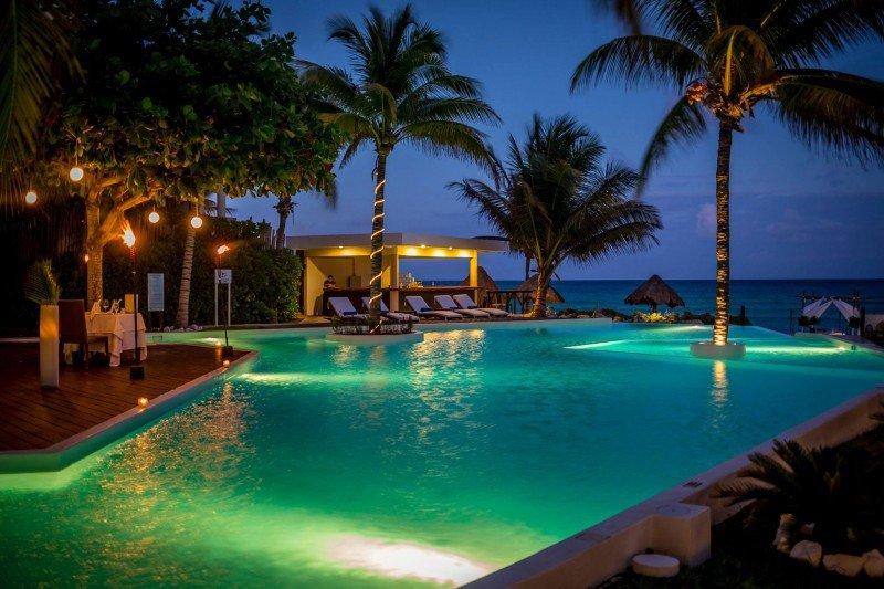Playa del Carmen cuenta con un renovado Le Rêve Hotel