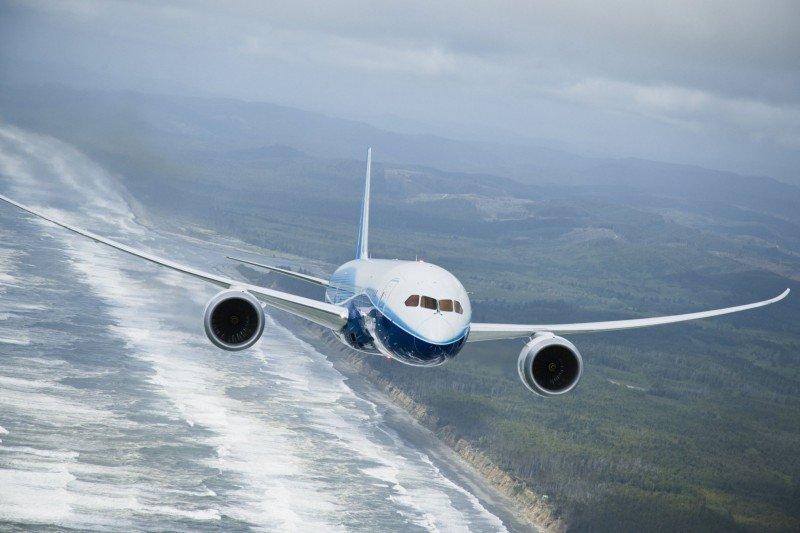 Boeing prevé entregas de aviones comerciales por US$ 127.000 millones en 2016