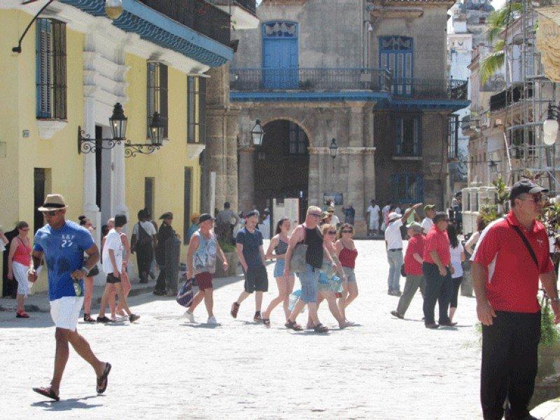 Más de un tercio de los visitantes que llegan a Cuba son canadienses.