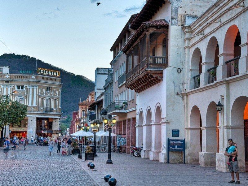 Descuentos en 60 hoteles de Salta para incentivar la demanda. (Foto: Mira Argentina)