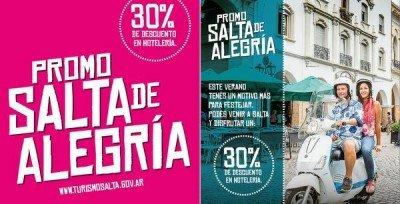 Descuentos en 60 hoteles de Salta para incentivar la demanda