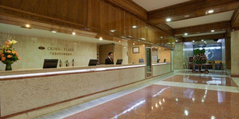 Hotel Tequendama de Bogotá dejará de ser franquicia de Crowne Plaza