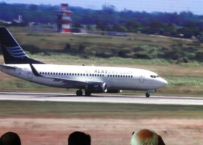 La compañía comenzó sus operaciones la semana pasada con vuelos a Asunción.