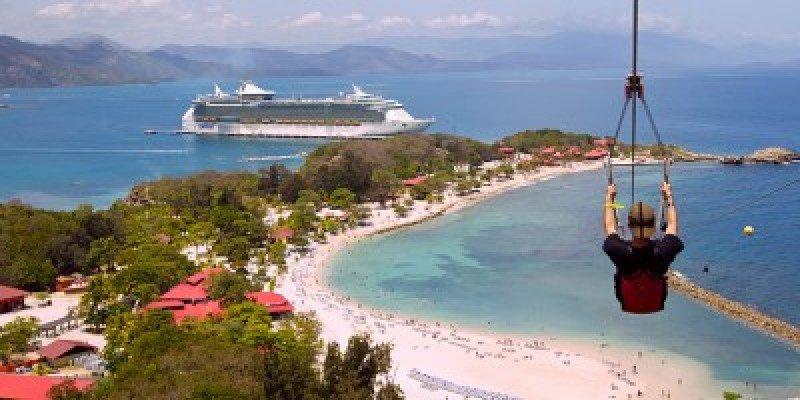 Royal Caribbean Cruises restablece su escala en Haití