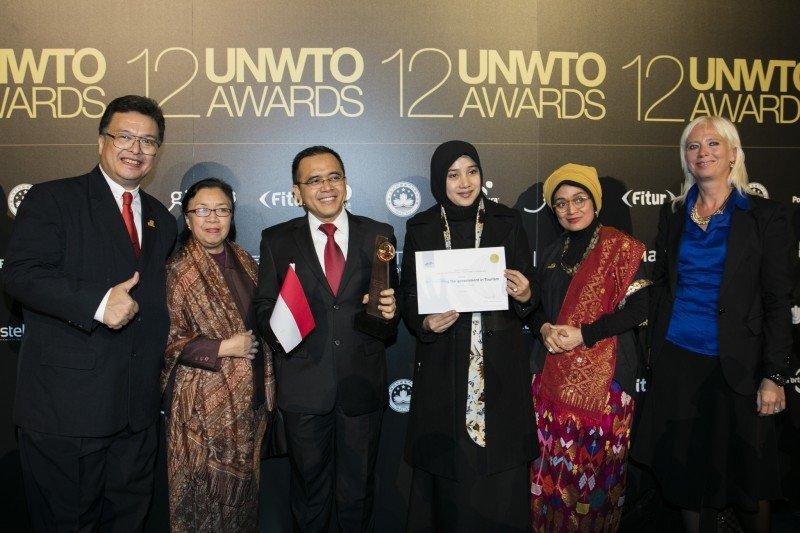Brasil recibió uno de los premios de OMT a la Excelencia y la Innovación en el Turismo