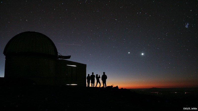 Los observatorios de la zona de Coquimbo tienen programas especiales para turistas. Foto: Astroturismo Chile.